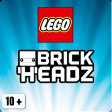 LEGO BRICKHEADZ Конструкторы серии ЛЕГО Брикхедс