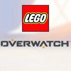 LEGO Overwatch новинки Лего Овервотч