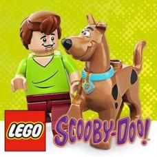 LEGO Scooby-Doo Лего Скуби-Ду