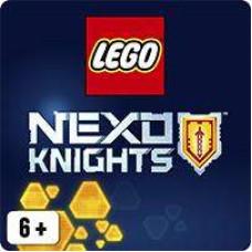 Конструкторы серии ЛЕГО Nexo Knights Рыцари Нексо Найтс