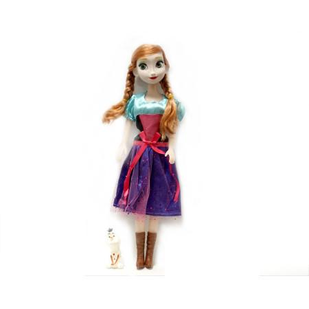 Кукла Beatrice Анна (Холодное седце) 46 см Купить в Украине