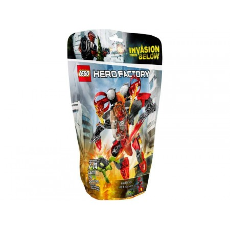 LEGO Hero Factory Реактивная машина Фурно
